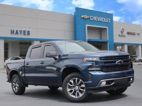 2019 Chevrolet Silverado 1500 for sale at HAYES CHEVROLET Buick GMC Cadillac Inc in Alto GA