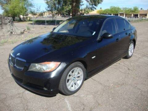 2006 BMW 3 Series for sale at FREDRIK'S AUTO in Mesa AZ