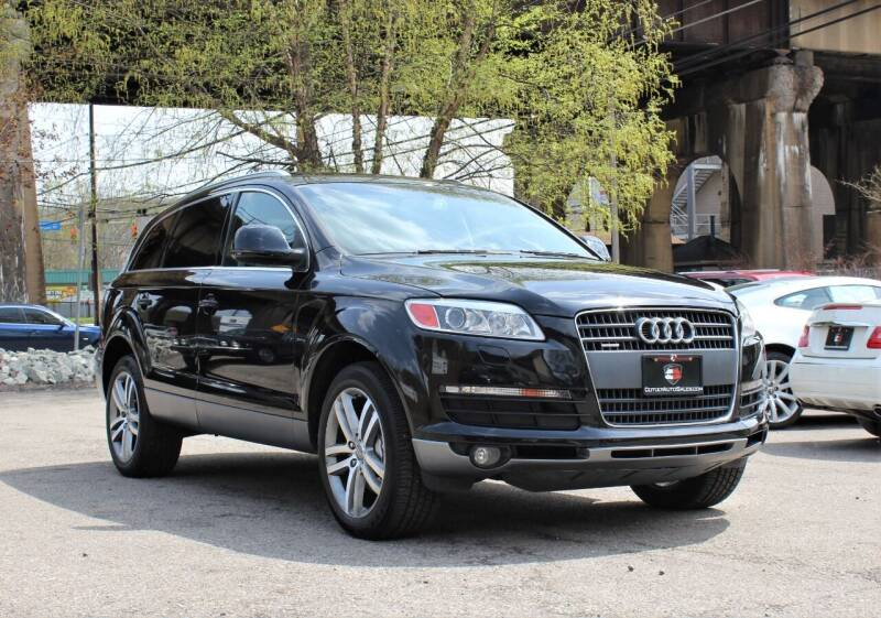 2007 Audi Q7 for sale at Cutuly Auto Sales in Pittsburgh PA