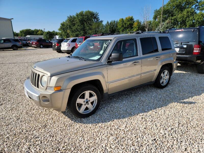 2010 Jeep Patriot for sale at De Anda Auto Sales in Storm Lake IA