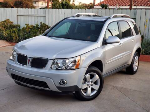 2009 Pontiac Torrent for sale at Gold Coast Motors in Lemon Grove CA