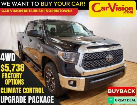 2019 Toyota Tundra for sale at Car Vision Mitsubishi Norristown in Trooper PA
