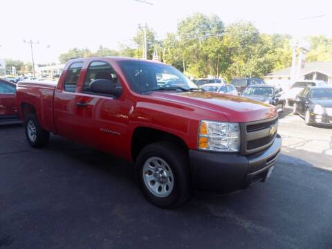2013 Chevrolet Silverado 1500 for sale at Comet Auto Sales in Manchester NH