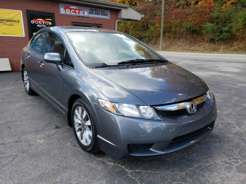 2009 Honda Civic for sale at Doctor Auto in Cecil PA