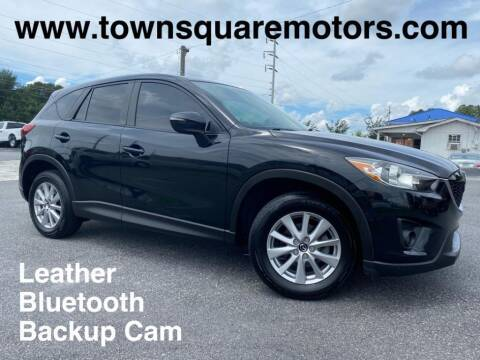 2015 Mazda CX-5 for sale at Town Square Motors in Lawrenceville GA