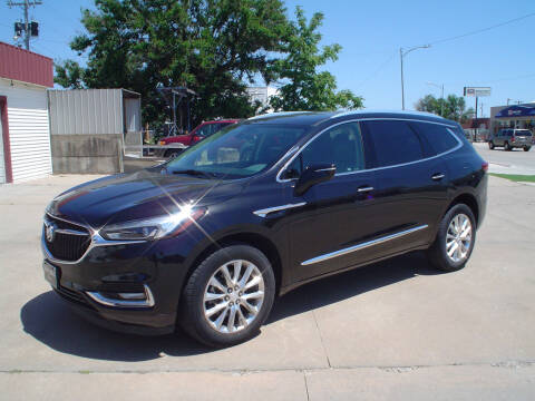 2018 Buick Enclave for sale at World of Wheels Autoplex in Hays KS