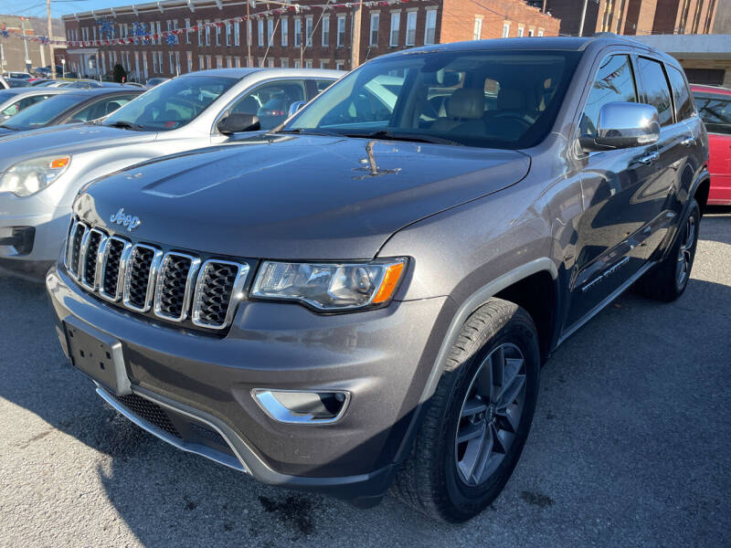 2017 Jeep Grand Cherokee for sale at Turner's Inc in Weston WV