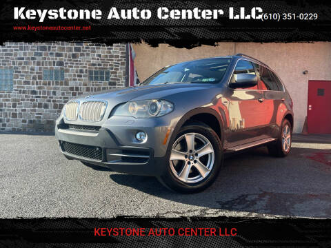 2008 BMW X5 for sale at Keystone Auto Center LLC in Allentown PA