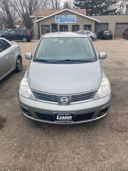 2009 Nissan Versa for sale at Auto Consider Inc. in Grand Rapids MI