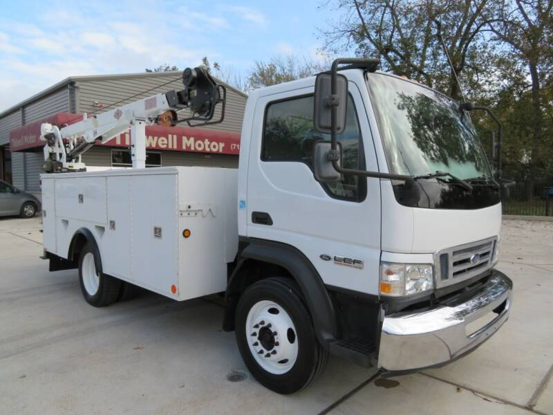 2008 Ford Low Cab Forward for sale at TIDWELL MOTOR in Houston TX