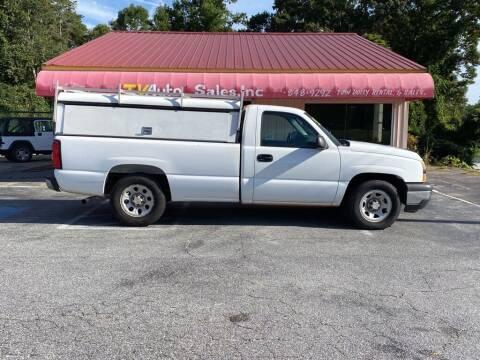 2006 Chevrolet Silverado 1500 for sale at TV Auto Sales in Greer SC
