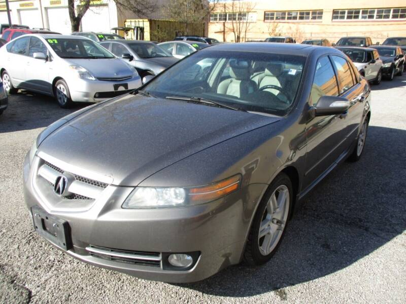 2008 Acura TL for sale at Ideal Auto in Kansas City KS