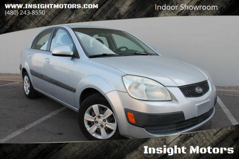 2006 Kia Rio for sale at Insight Motors in Tempe AZ