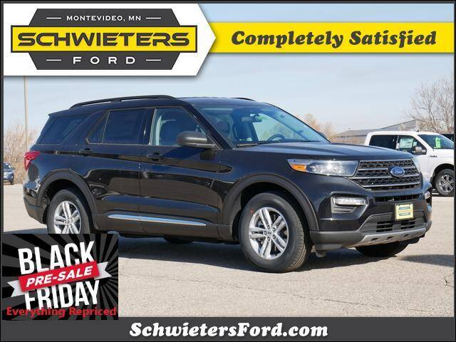 2020 Ford Explorer AWD XLT 4dr SUV - Montevideo MN