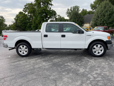 2010 Ford F-150 for sale at Westview Motors in Hillsboro OH
