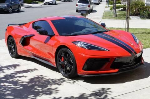 2020 Chevrolet Corvette for sale at Sports Plus Motor Group LLC in Sunnyvale CA