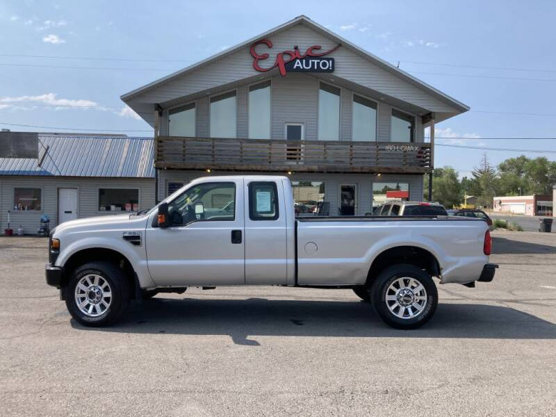 2009 Ford F-350 Super Duty for sale at Epic Auto in Idaho Falls ID