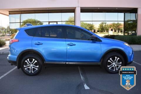 2018 Toyota RAV4 for sale at GOLDIES MOTORS in Phoenix AZ