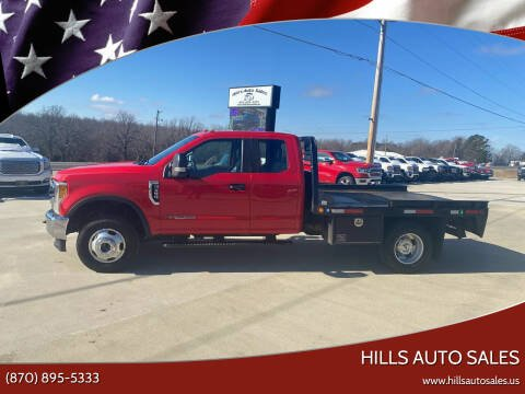 2017 Ford F-350 Super Duty for sale at Hills Auto Sales in Salem AR