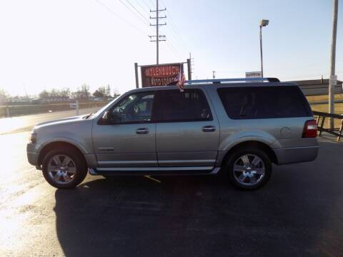 2008 Ford Expedition EL for sale at MYLENBUSCH AUTO SOURCE in O` Fallon MO
