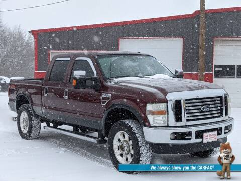 2009 Ford F-350 Super Duty for sale at Bob Walters Linton Motors in Linton IN
