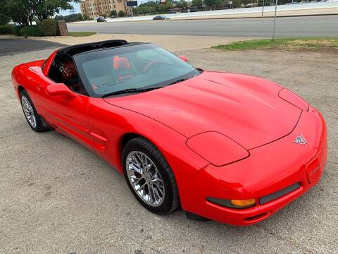1999 Chevrolet Corvette for sale at Austin Direct Auto Sales in Austin TX