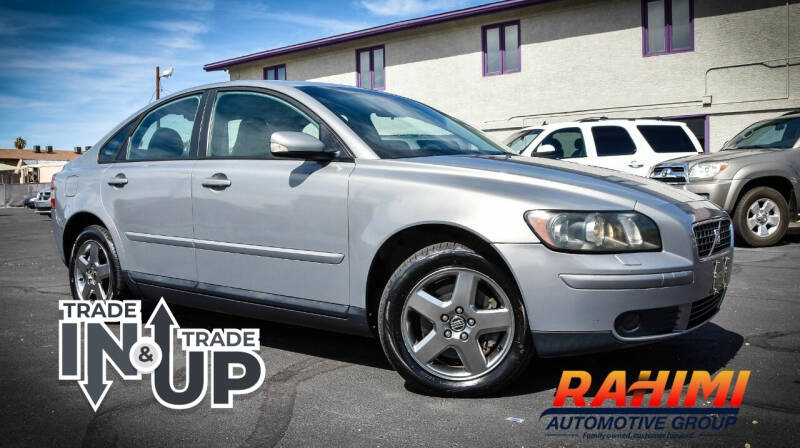 2006 Volvo S40 for sale at Rahimi Automotive Group in Yuma AZ