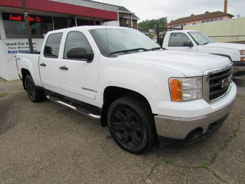 2008 GMC Sierra 1500 for sale at Arnold Motor Company in Houston PA