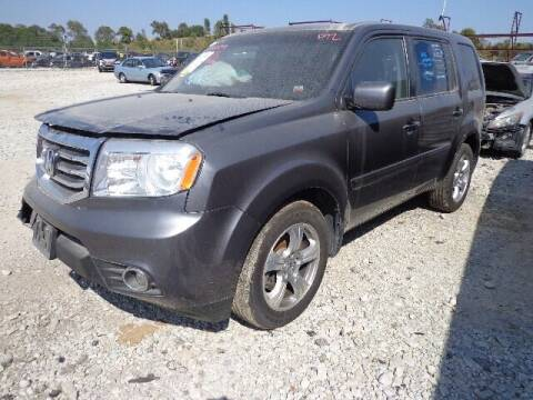 2015 Honda Pilot for sale at S & M IMPORT AUTO in Omaha NE