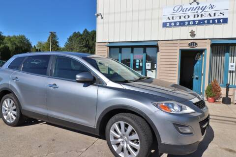 2010 Mazda CX-9 for sale at Danny's Auto Deals in Grafton WI