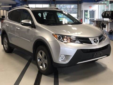 2015 Toyota RAV4 for sale at Simply Better Auto in Troy NY