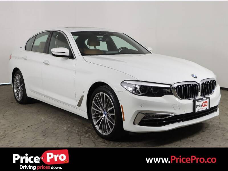 2018 BMW 5 Series for sale in Maumee, OH