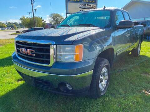 2008 GMC Sierra 1500 for sale at Lakeshore Auto Wholesalers in Amherst OH