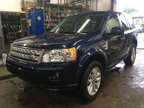2012 Land Rover LR2 for sale at Borderline Auto Sales in Loveland OH