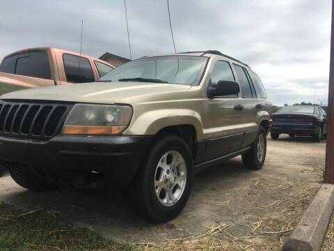 1999 Jeep Grand Cherokee for sale at OLVERA AUTO SALES in Terrell TX