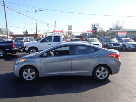 2013 Hyundai Elantra for sale at Cars Unlimited Inc in Lebanon TN