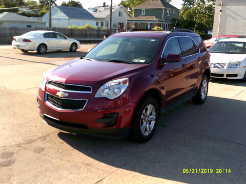 2010 Chevrolet Equinox for sale at Fred Elias Auto Sales in Center Line MI
