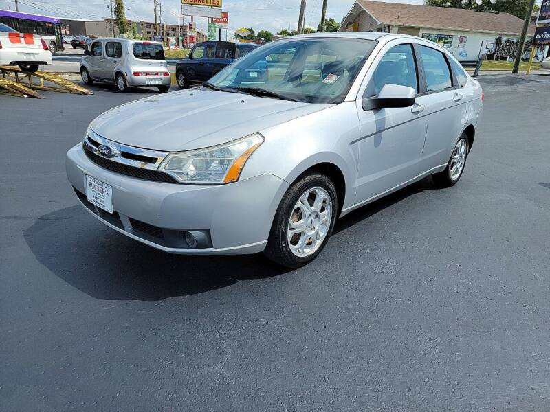 2009 Ford Focus for sale at Rucker's Auto Sales Inc. in Nashville TN