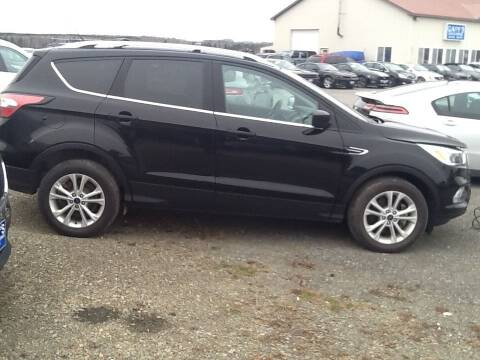2017 Ford Escape for sale at Garys Sales & SVC in Caribou ME