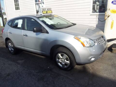 2010 Nissan Rogue for sale at Fulmer Auto Cycle Sales - Fulmer Auto Sales in Easton PA