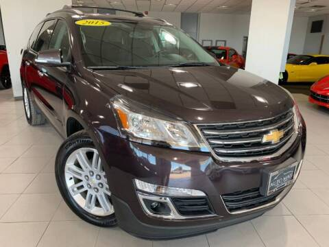 2015 Chevrolet Traverse for sale at Auto Mall of Springfield in Springfield IL