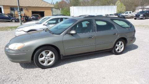 2001 Ford Taurus for sale at Tates Creek Motors KY in Nicholasville KY