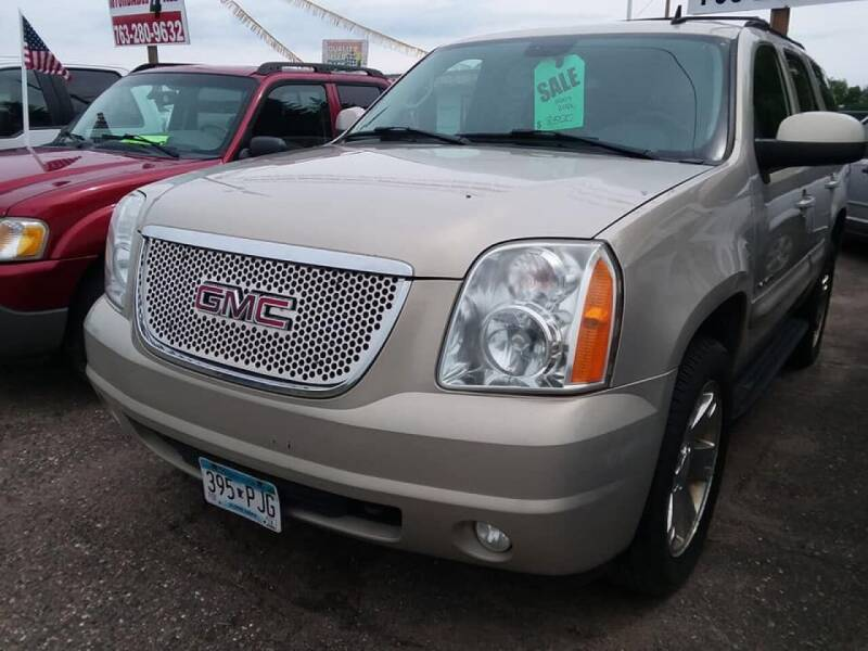 2007 GMC Yukon for sale at Affordable 4 All Auto Sales in Elk River MN