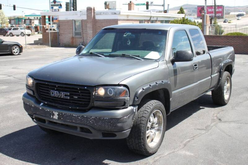 1999 GMC Sierra 1500 for sale at Motor City Idaho in Pocatello ID