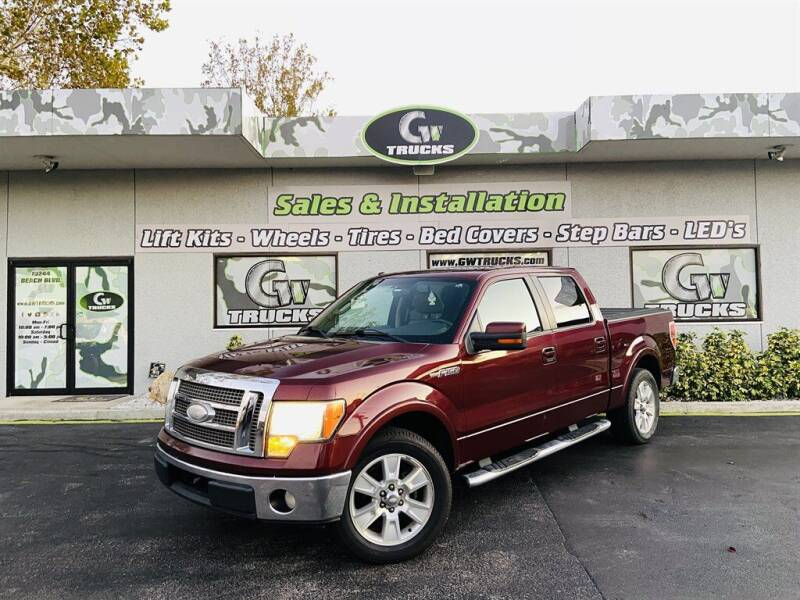 2009 Ford F-150 for sale at Greenway Auto Sales in Jacksonville FL