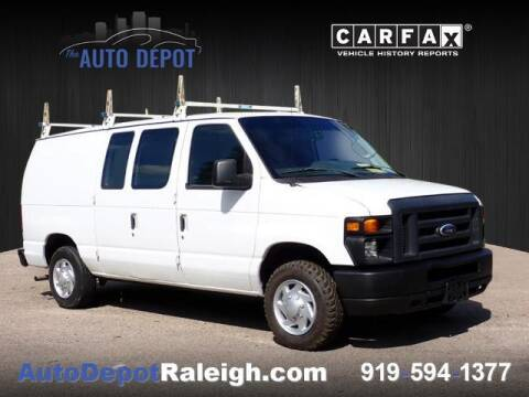 2014 Ford E-Series Cargo for sale at The Auto Depot in Raleigh NC