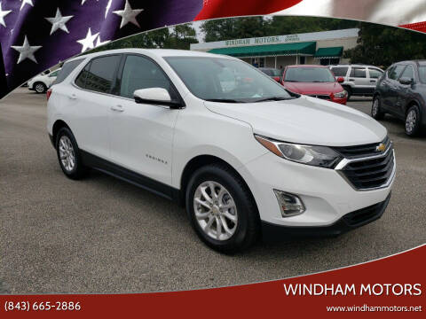 2019 Chevrolet Equinox for sale at Windham Motors in Florence SC