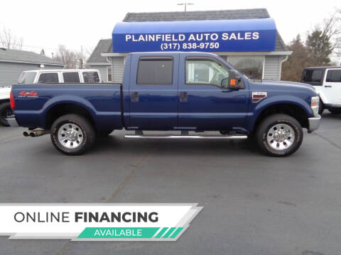 2008 Ford F-250 Super Duty for sale at Plainfield Auto Sales in Plainfield IN