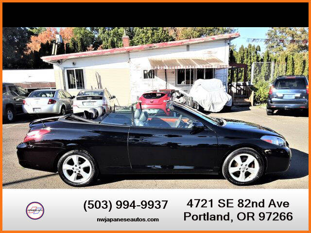 2007 Toyota Camry Solara for sale in Portland, OR