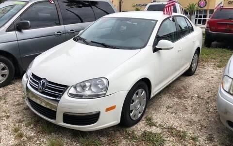 2007 Volkswagen Jetta for sale at Castagna Auto Sales LLC in Saint Augustine FL